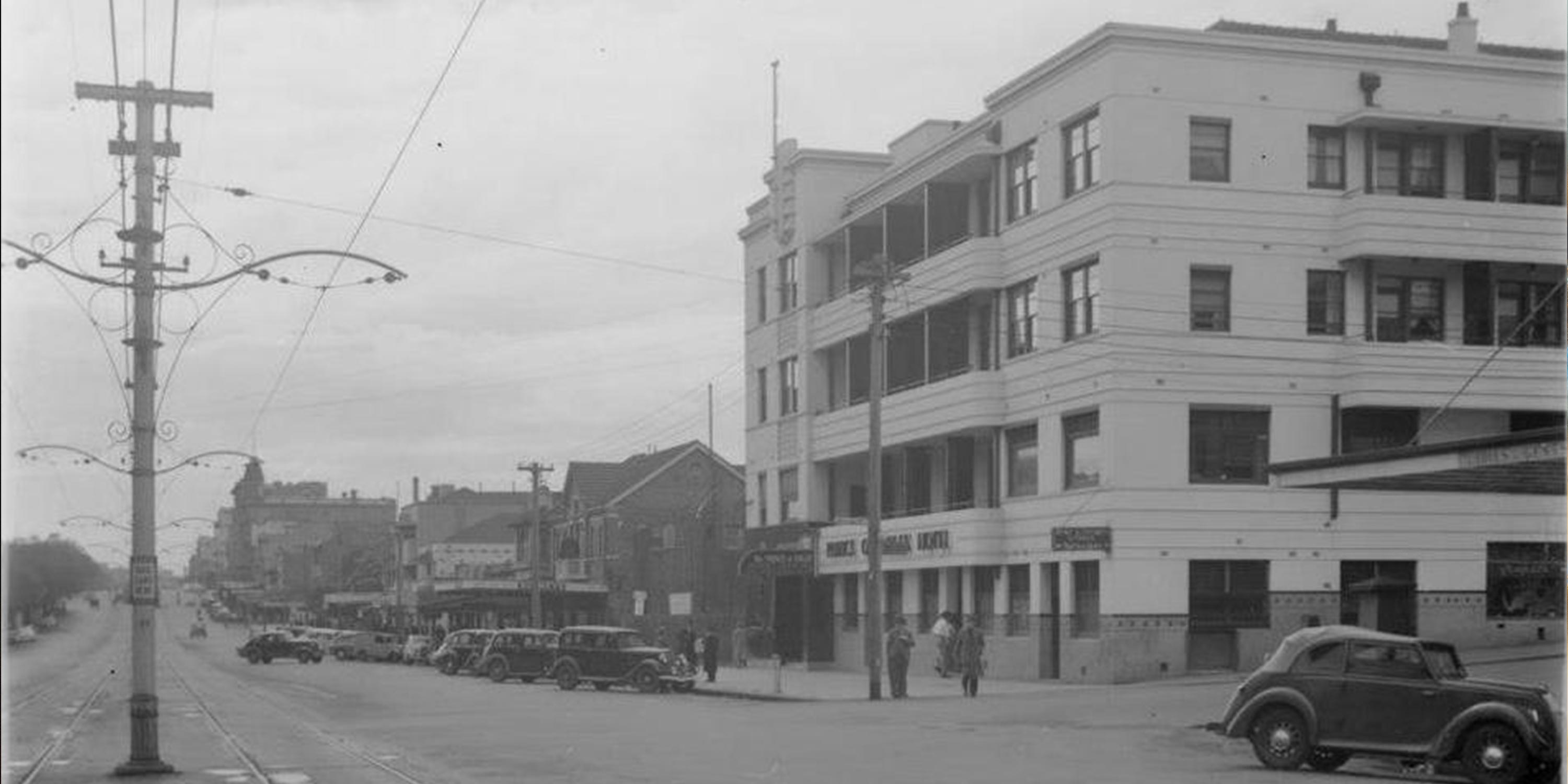 Photograph the Prince Hotel c 1937