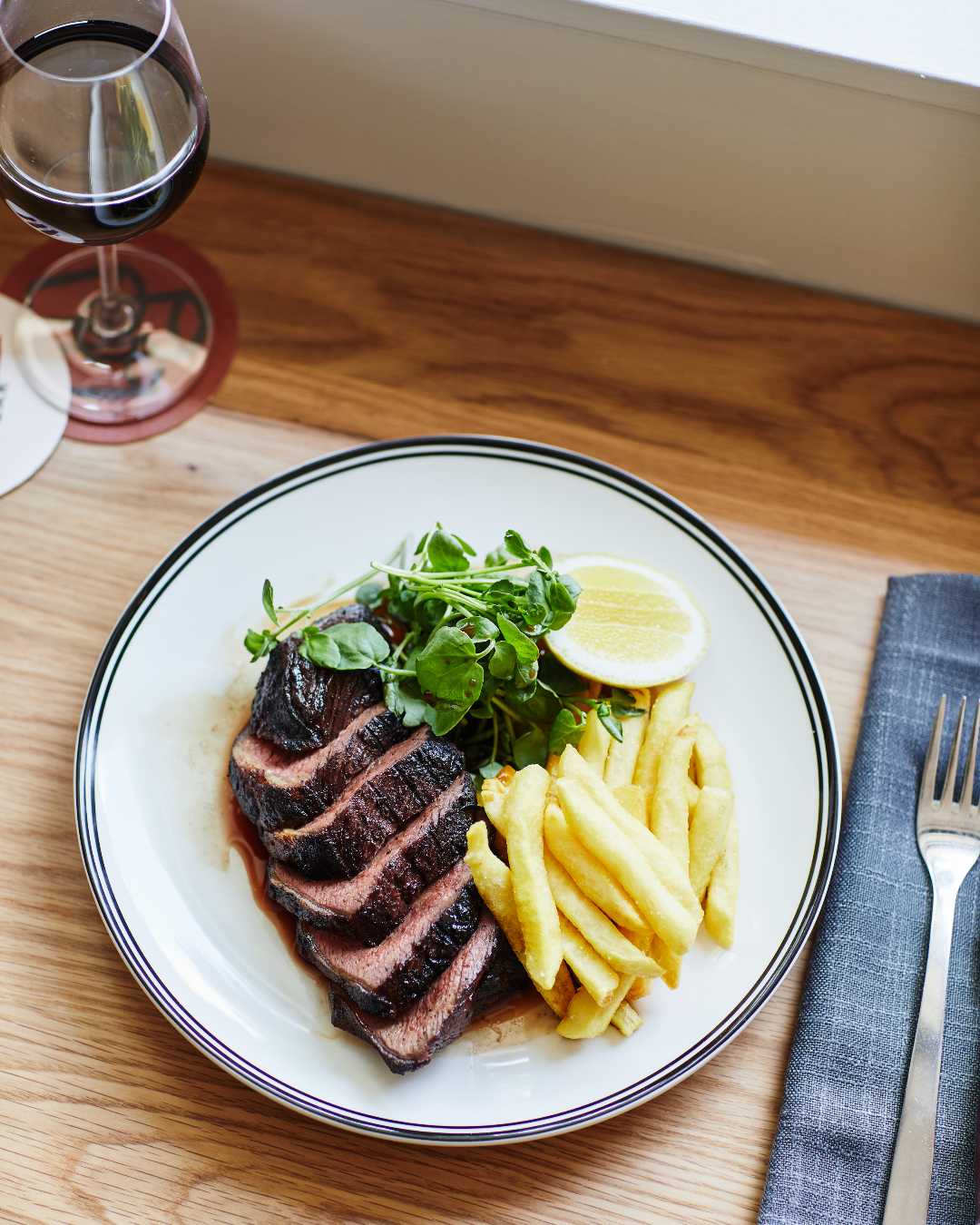 STEAK NIGHT AT PRINCE PUBLIC BAR